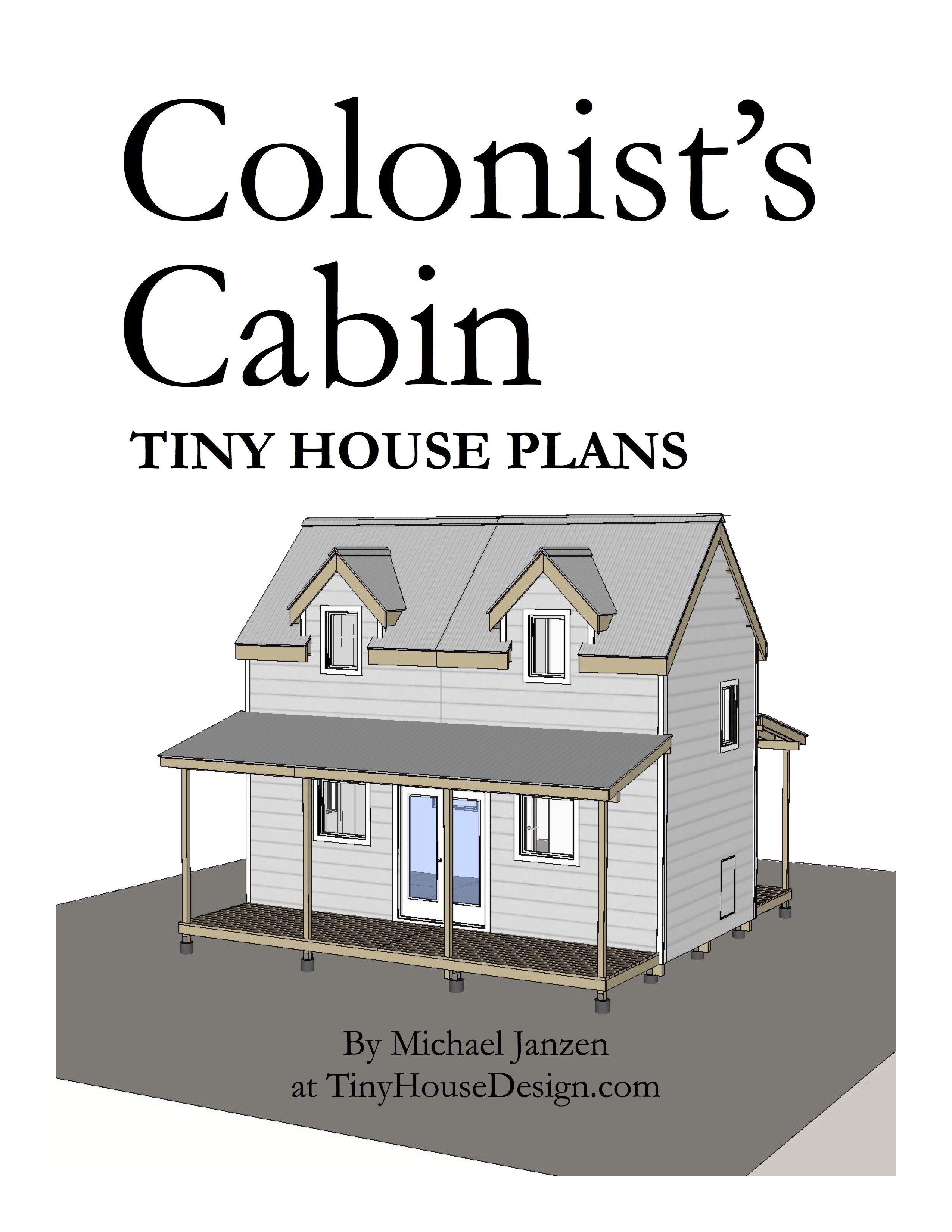 12 X 24 Cabin Kitchen