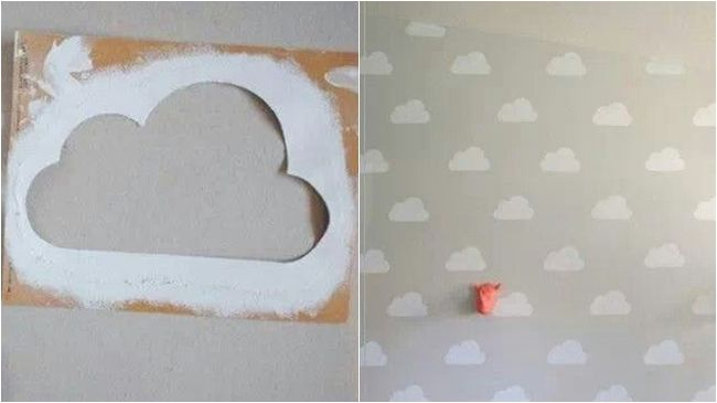 Pintar guardas en pared paso a paso buscar con google - Decoracion infantil paredes ...