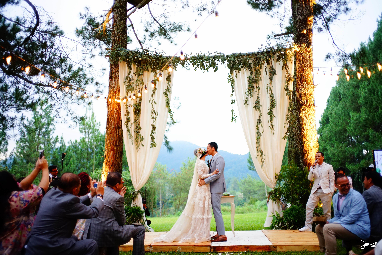 The First Look Of Andien And Ippe S Beautiful Wedding Video Bridestory Blog Pernikahan Hidup