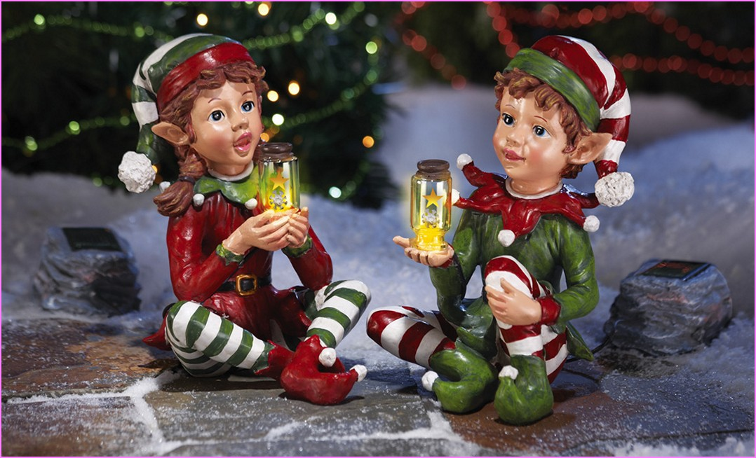 Christmas Elf Decorations Holiday Ornaments | Take a pause for Santa ...