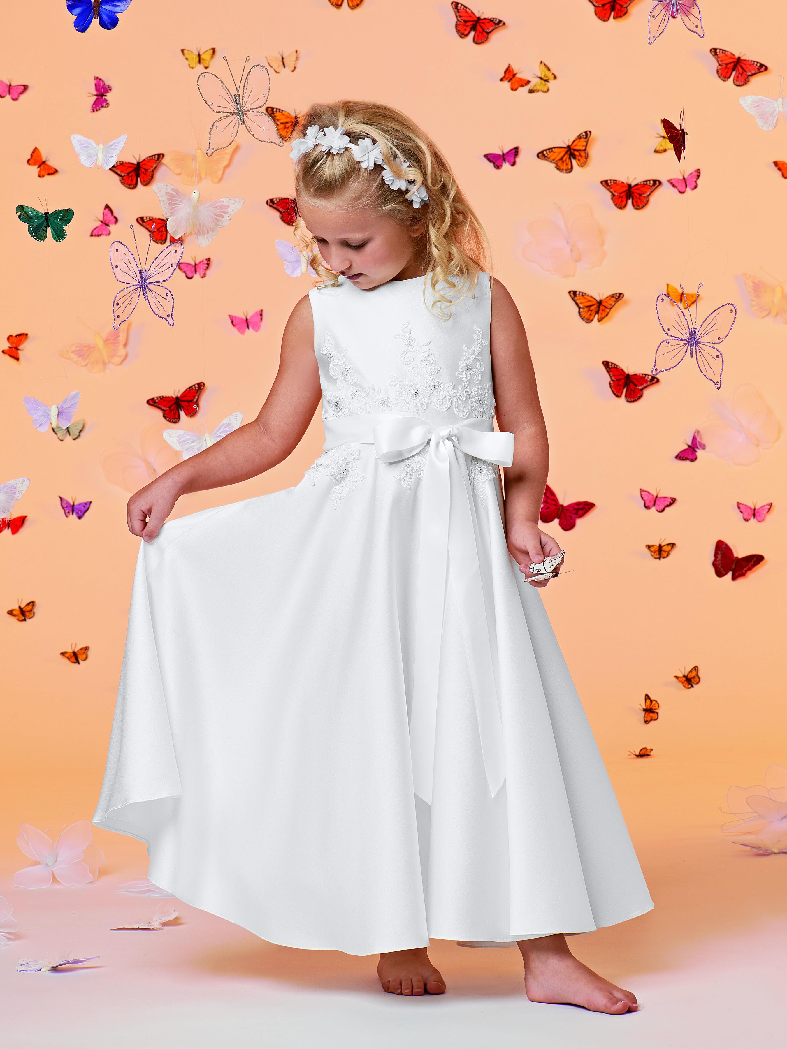 Sweet Beginnings By Jordan Flower Girls On Forthebridemag