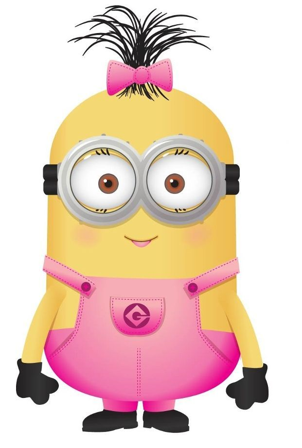 Pin By Angelica Castro On Birthdays Girl Minion Minions