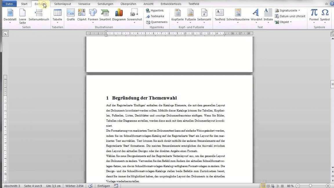 Dokumentation Word Vorlage In 2020 Dokumentation Technische Dokumentation Vorlagen
