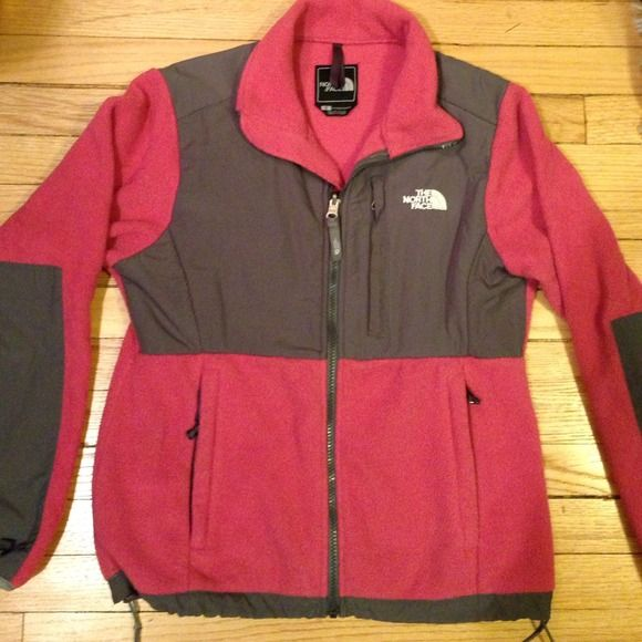 North Face women's Denali fleece. Size small North Face Denali. Good condition. No rips or stains. Unique pink color. North Face Jackets & Coats