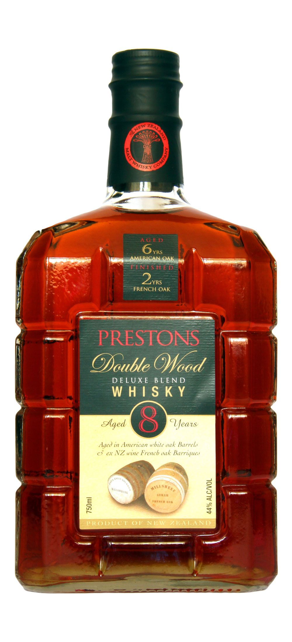 A Masterblend Of 70 Single Malt And 30 Premium Grain Whisky Produced From Unmalted Barley In The Willowbank Distillery Aged For 6 Years In American Bourbon