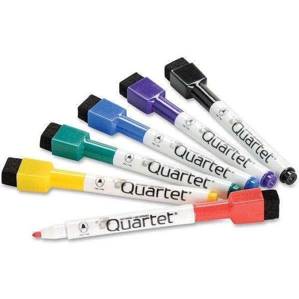 Quartet Boone Rewritables Mini Dry Erase Markers With Magnet Dry Erase Dry Erase Markers Mini Marker