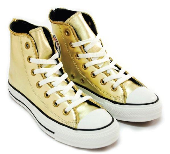 converse chuck taylor gold