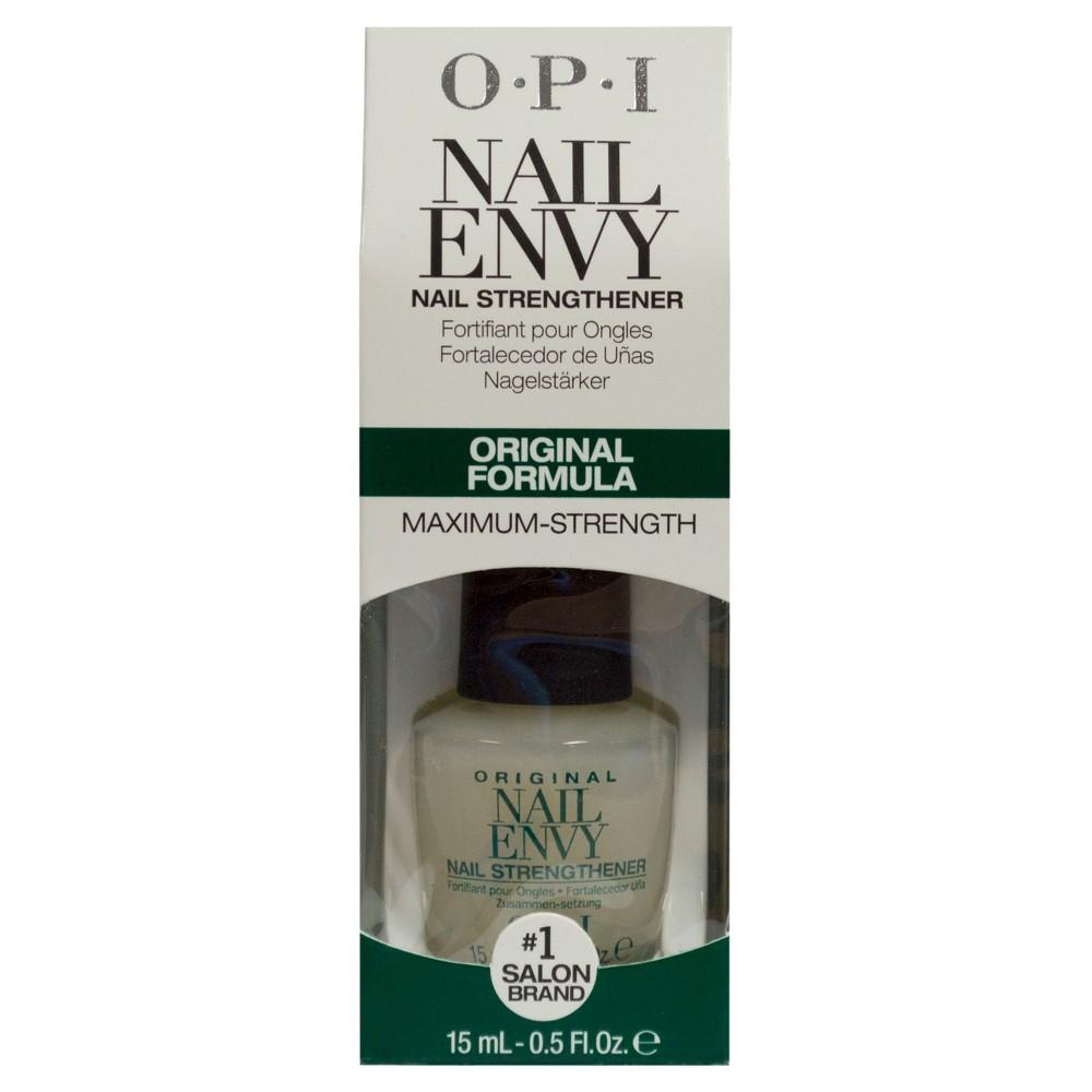 OPI Nail Envy Maximum Strength Nail Strengthener - 0.5 fl oz