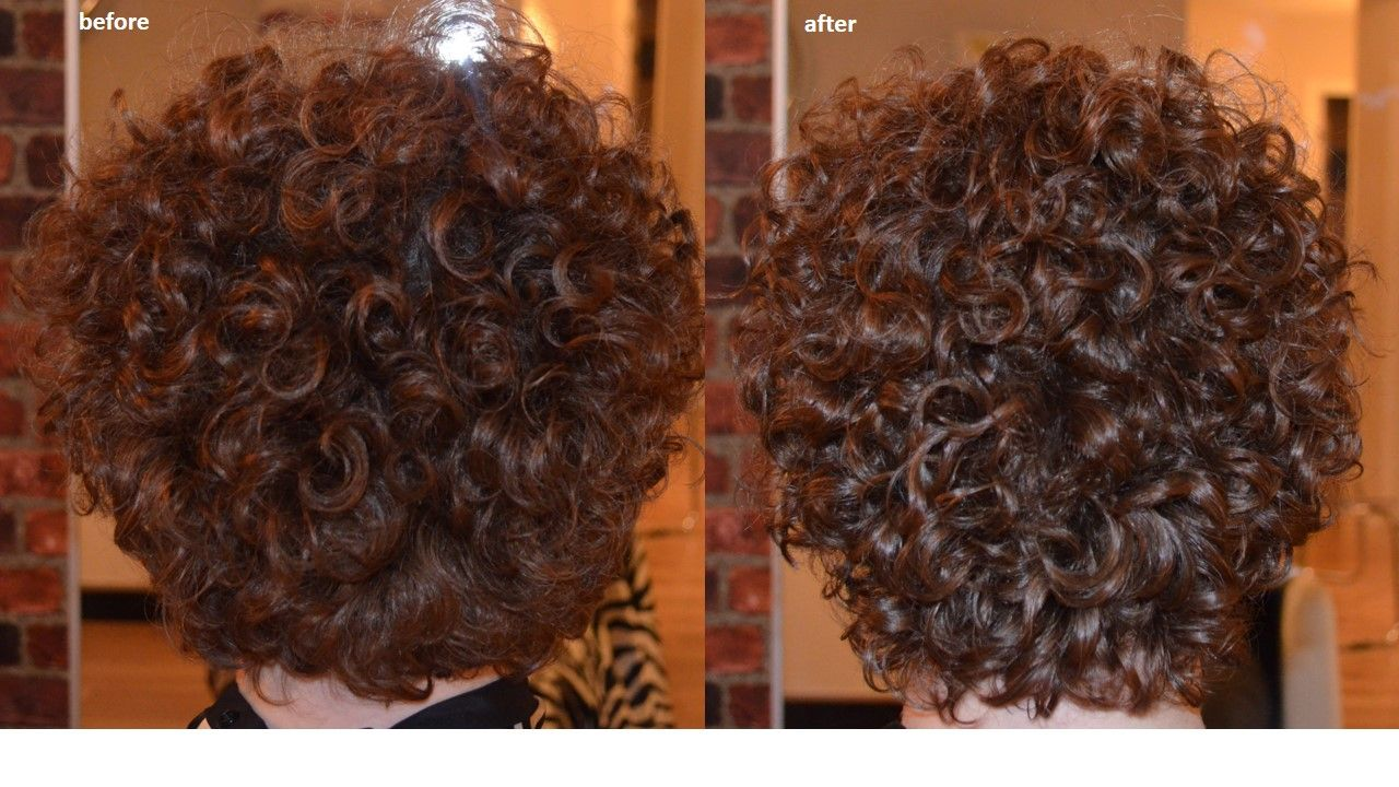 another pretty head of curls!