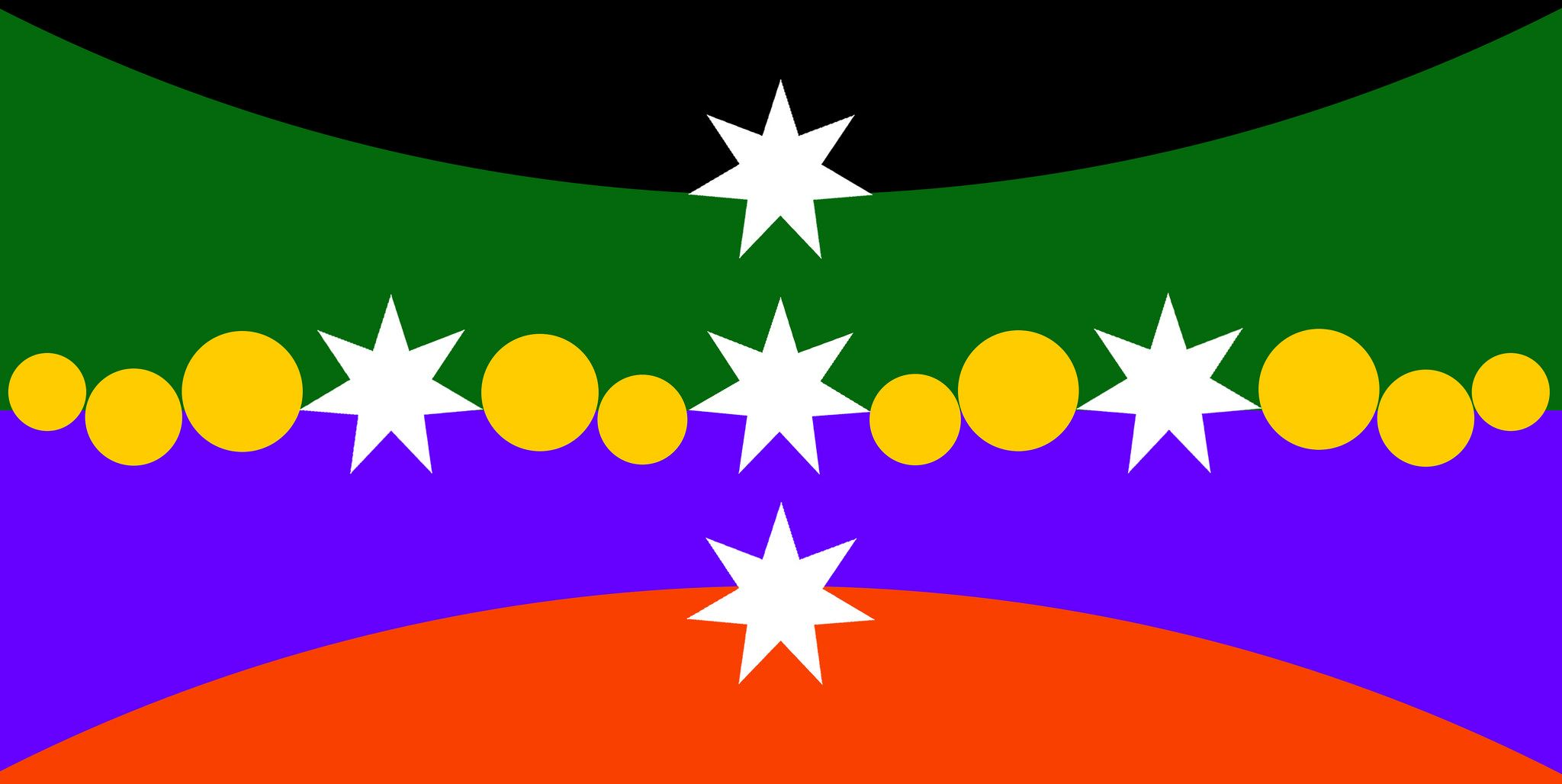 Uluru Sky Max Green Hblue Australisdot Banderas