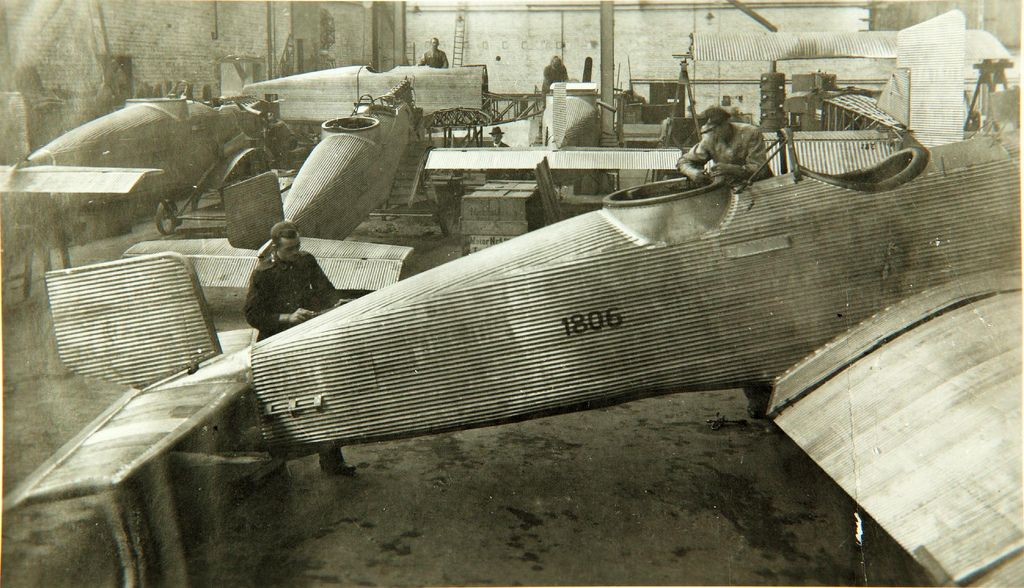 junkers j 10 cl i air and space museum junker ww1 aircraft pinterest