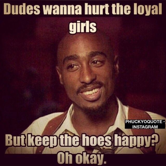 Tupac Quotes On Loyalty: Instagram Analytics