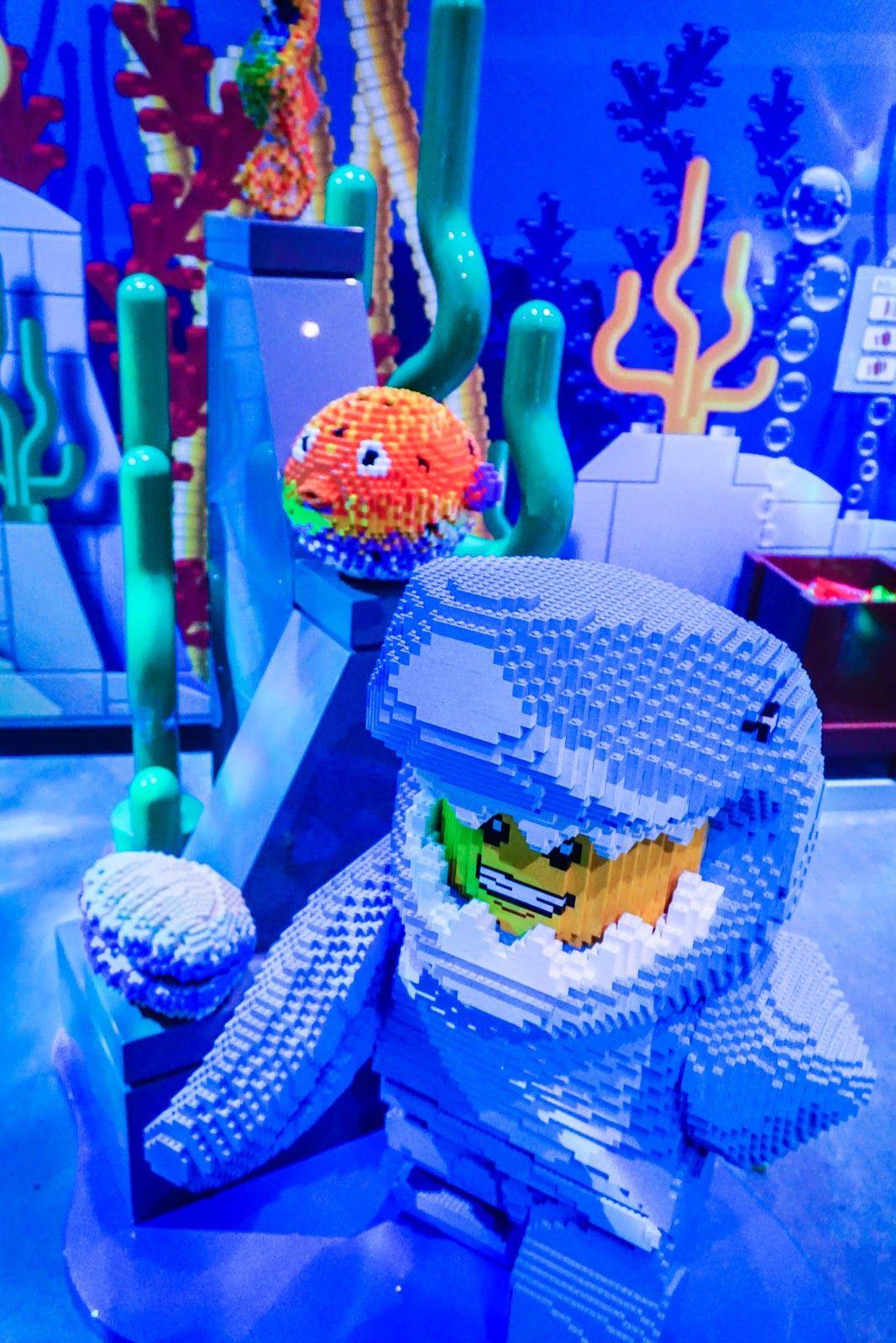 Underwater quest legoland melbourne play centre