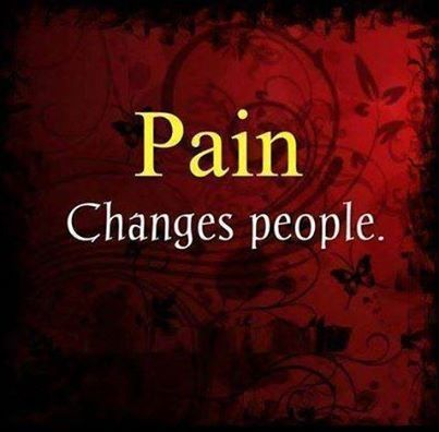 pain changes people life quotes quotes quote pain life quote emotions instagram quotes