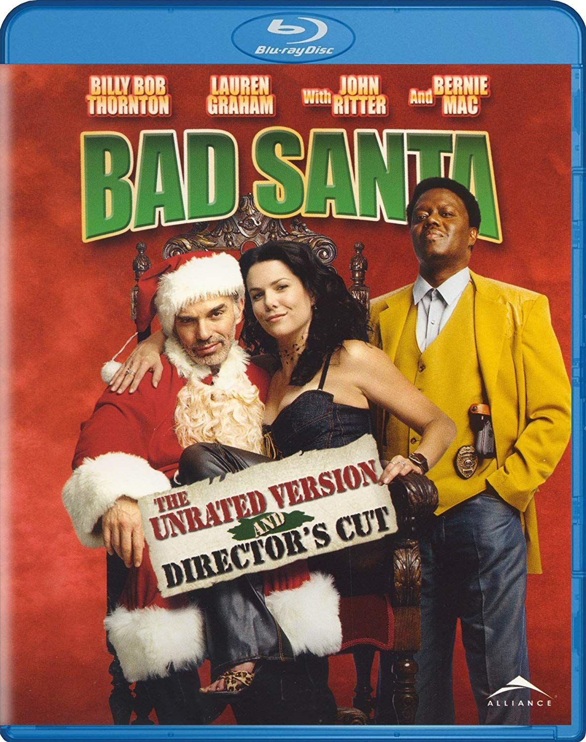 The 30 Christmas Movies Everyone Should See At Least Once Bad Santa Best Christmas Movies Blu Ray Movies