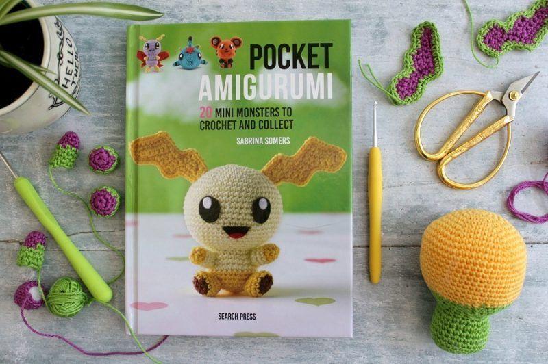 Amigurumi For Dummies Book : Amigurumi new crochet book review crochet books amigurumi