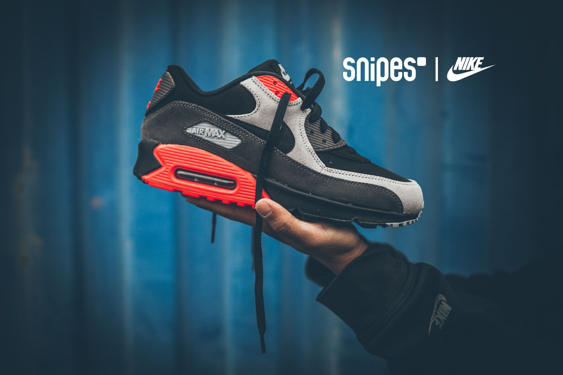 Brandneu im SNIPES Onlineshop! Diesen NIKE Air Max 90