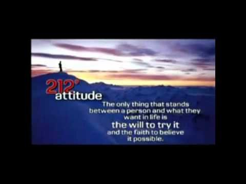 Inspirational Video Great For The First Of The Year 212 Degrees Inspirational Videos Words Motivation