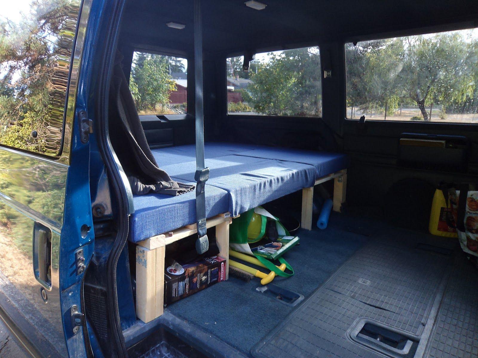 Astro Van Conversion Camper