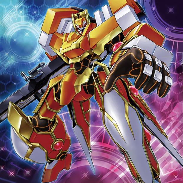 Transcode Talker by https://www.deviantart.com/1157981433 on @DeviantArt |  Warriors wallpaper, Yugioh monsters, Gundam art