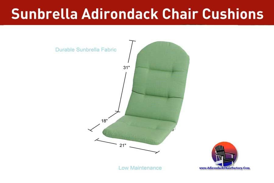5 Best Sunbrella Adirondack Chair Cushions Review Full Features