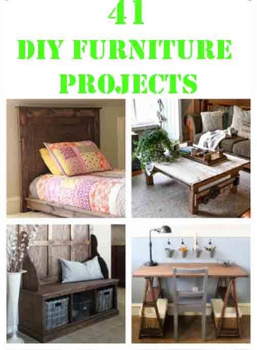 41 diy furniture projects   la casa mexicana   pinterest ... - Casa Diy Arredamento Pinterest