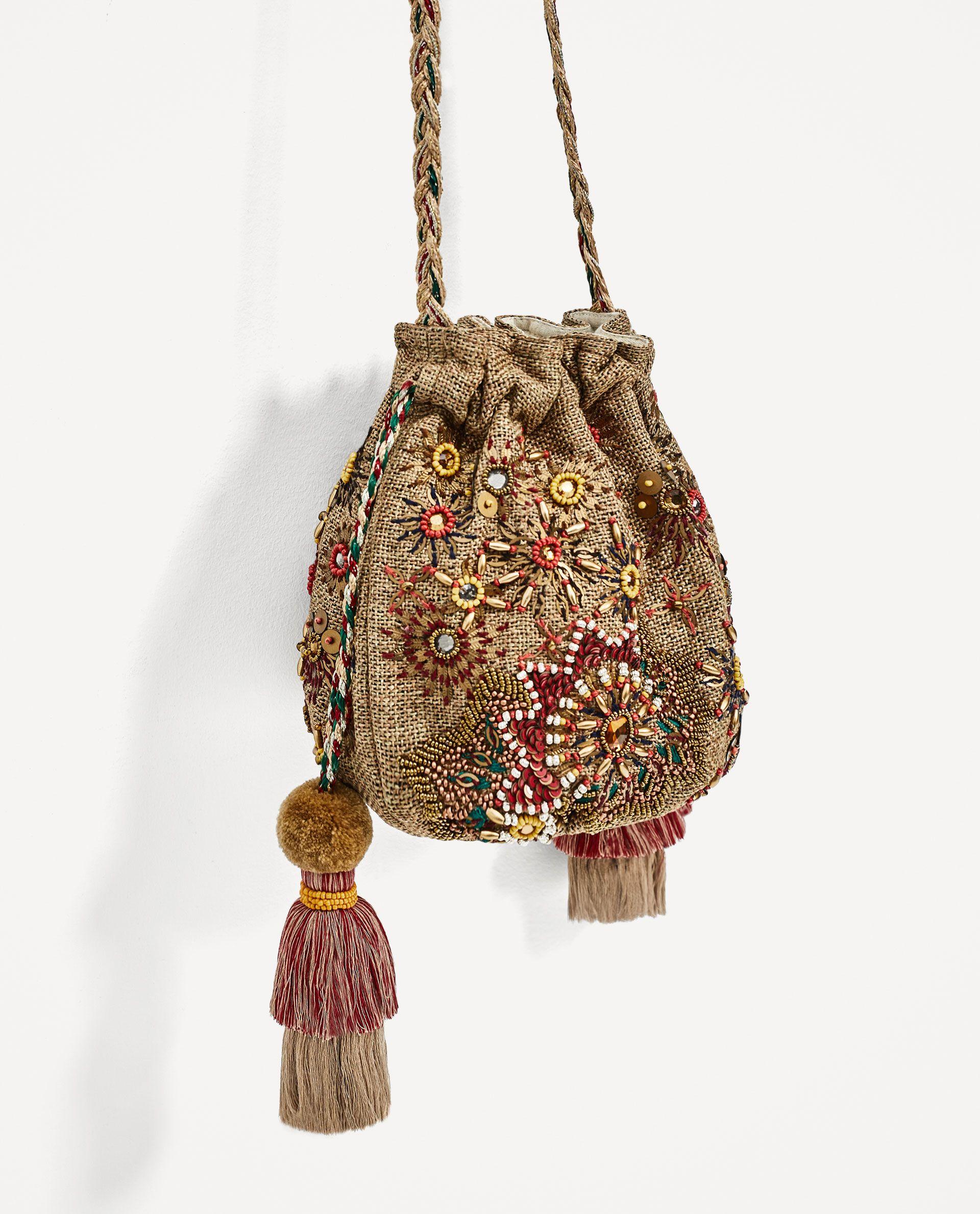 817720ccf230 BOMBONERA ABALORIOS | Wish List | Bags, Embroidery bags, Boho bags