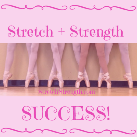 stretch and strength exercises for dancers and gymnasts