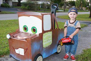 Mater Cars Halloween Costume Halloween Costumes Wear Halloween