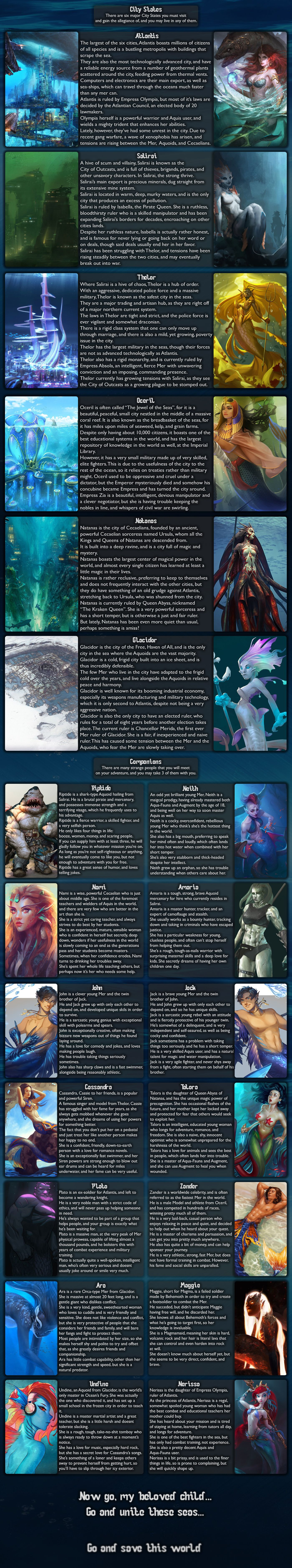 Beneath The Waves In 2020 Cyoa Create Your Own Adventure Cyoa Games
