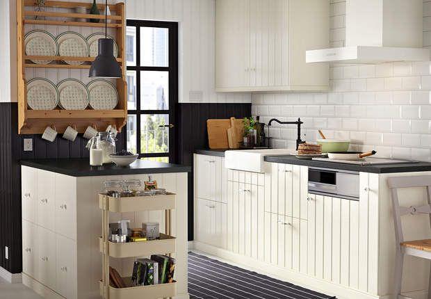 Cuisines Ikea Nos Idees Preferees Keukens Keuken Indeling Ikea Keuken