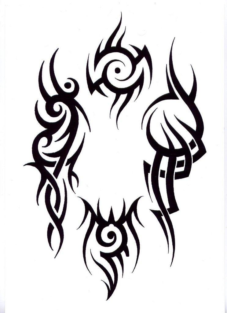 Tribal Tattoo Line Drawing : Tribal tattoo designs on arm tatuajes pinterest