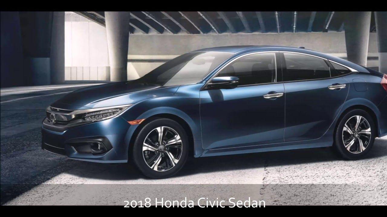 2018 Honda Civic Sedan at Milton Martin Honda Serving