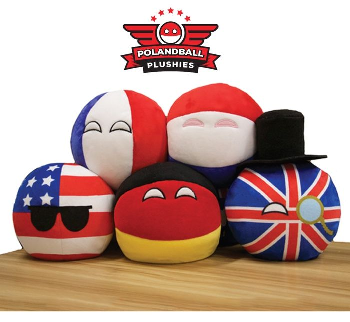 new countryball plushies ive - photo #11