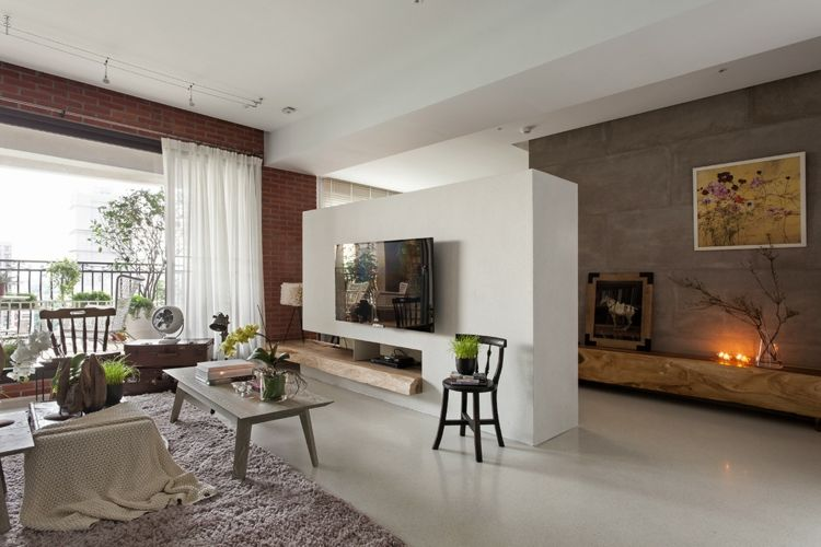Einrichtung mit minimalistisch asiatischem design u2013 2 ideen
