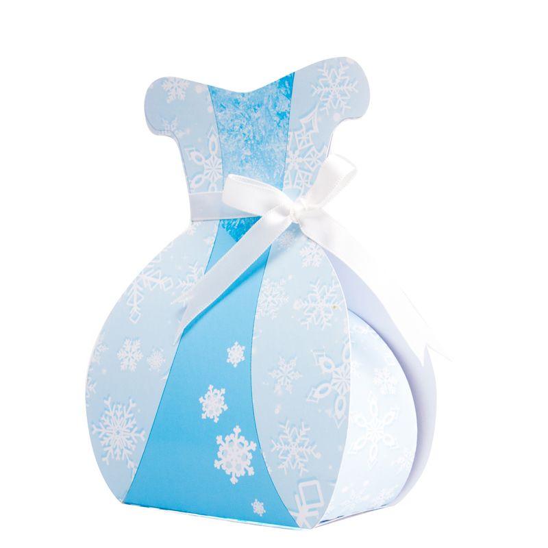 Frozen Elsa dress favor boxes candy boxes. | party / wedding favor ...