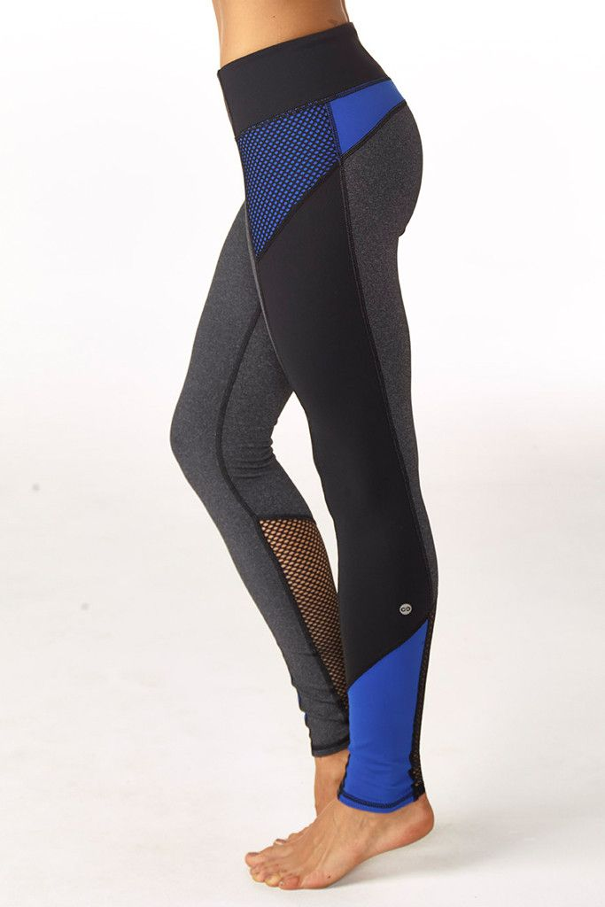 Gwen Colorblock Legging from CHICHI ACTIVE