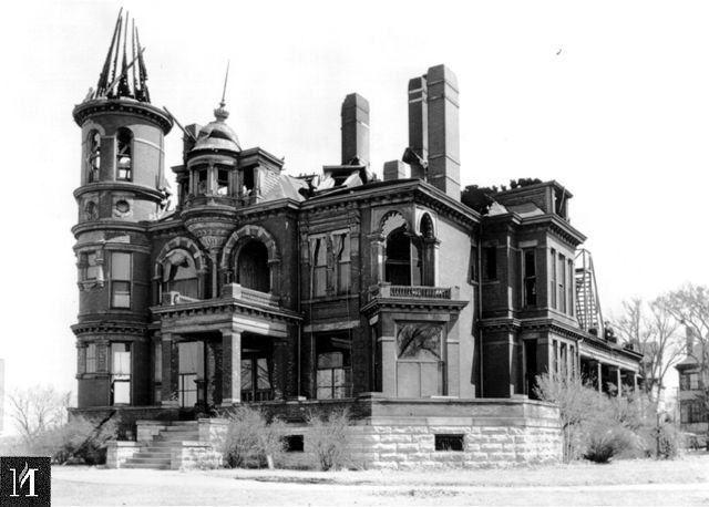 Hamms Mansion 1889 Victorian House Restoration Hamm