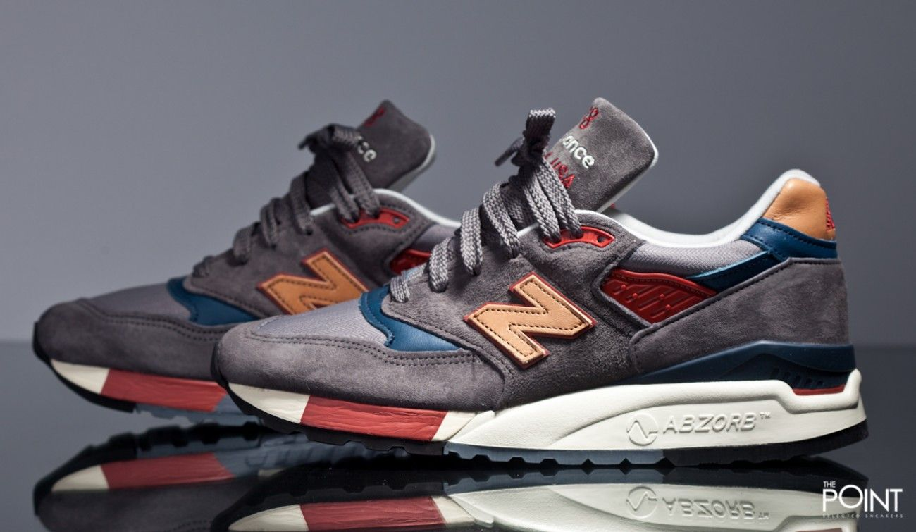 29658ee17b2 Zapatillas New Balance M998 DBR Made In Usa