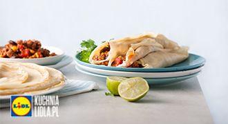 Los Burritos Czyli Tortilla Z Miesno Warzywnym Farszem Kuchnia