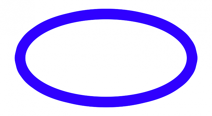 Oval Outline... I'm Lost