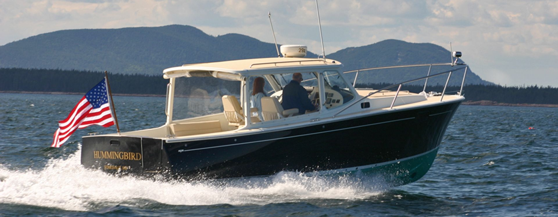 MJM 29Z by MJM Yachts & Zurn Yacht Design & Boston BoatWorks