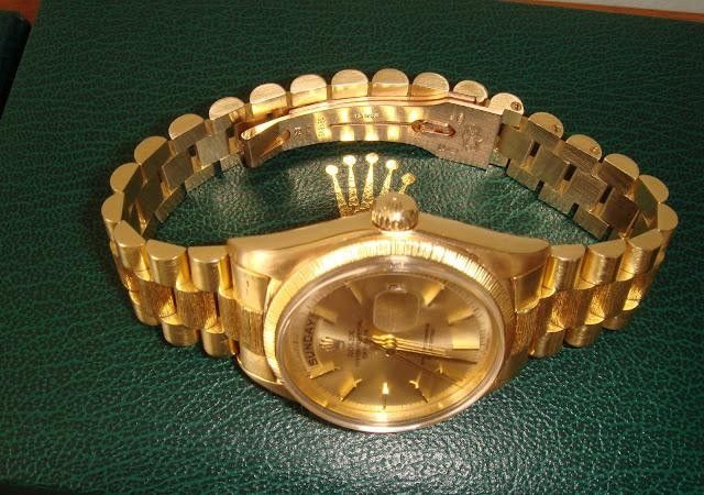Rolex Presidential 18k Solid Gold 7500 Brooklyn Ny Rolex
