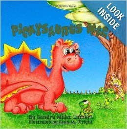 Pickysaurus Mac: A Children's Book for Picky Eaters and Oral Aversion