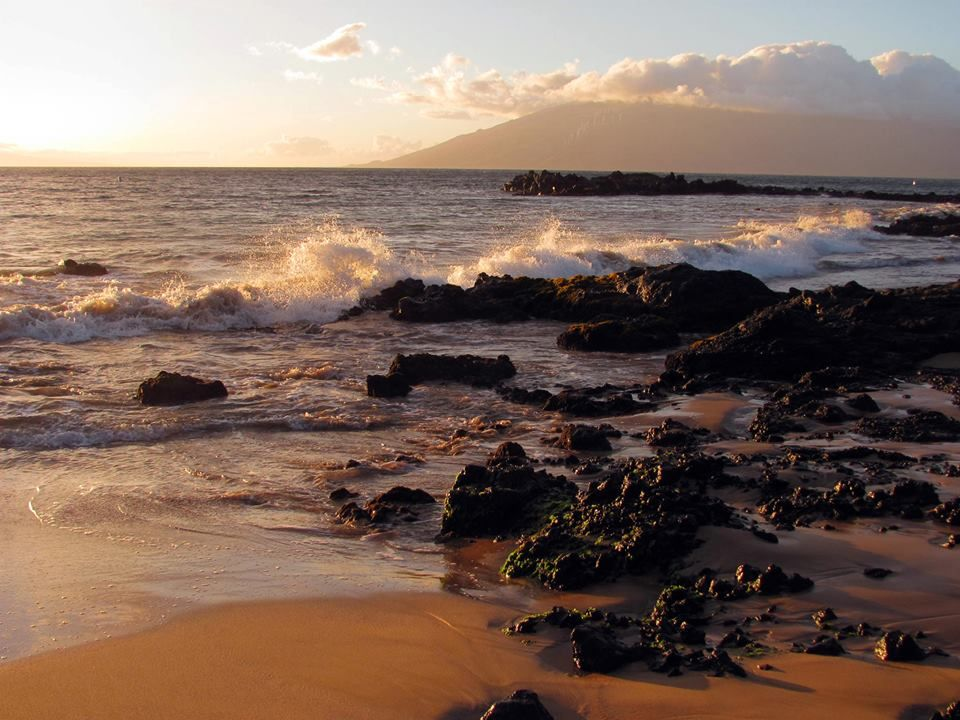 Ole Beach Park Iii Maui Hawaii
