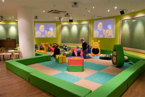 Children S Play Area At Center Parcs Whinfell Forest Kids Play