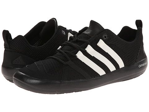 adidas climacool boat lace shoes black