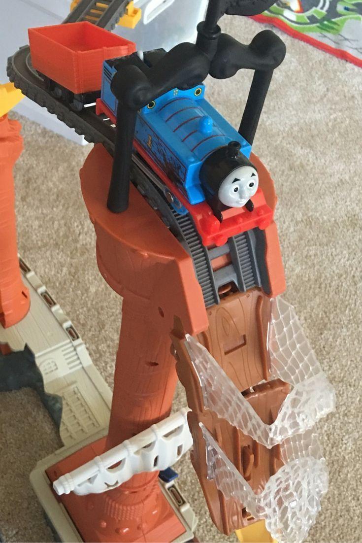 All Aboard the Thomas & Friends Electric Train Shipwreck