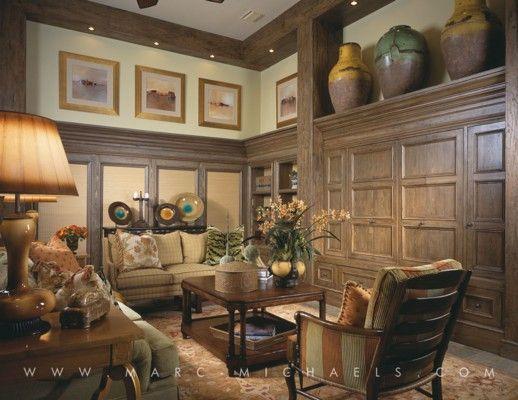 View Boca Raton Interior Decorating firm MarcMichaels portfolio