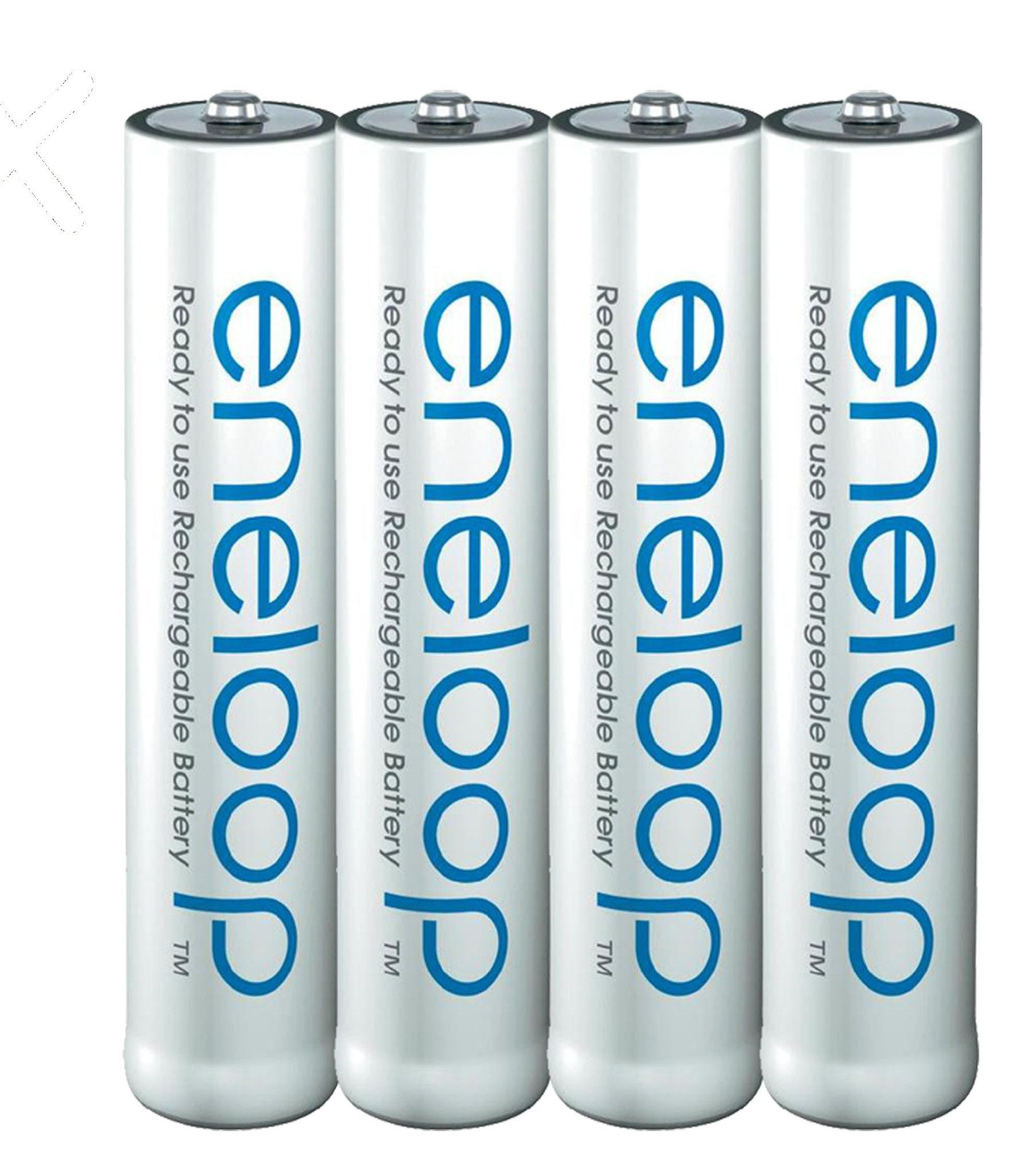 Amazon Com Panasonic Bk 3mcca8ba Eneloop Aa 2100 Cycle Ni Mh Pre Charged Rechargeable Batteries 8 Pack Bk 4mcca4ba Eneloop Aaa 2100 Cycle Ni Mh Pre Charged Rechargeable Batteries 4 Pack Electronics